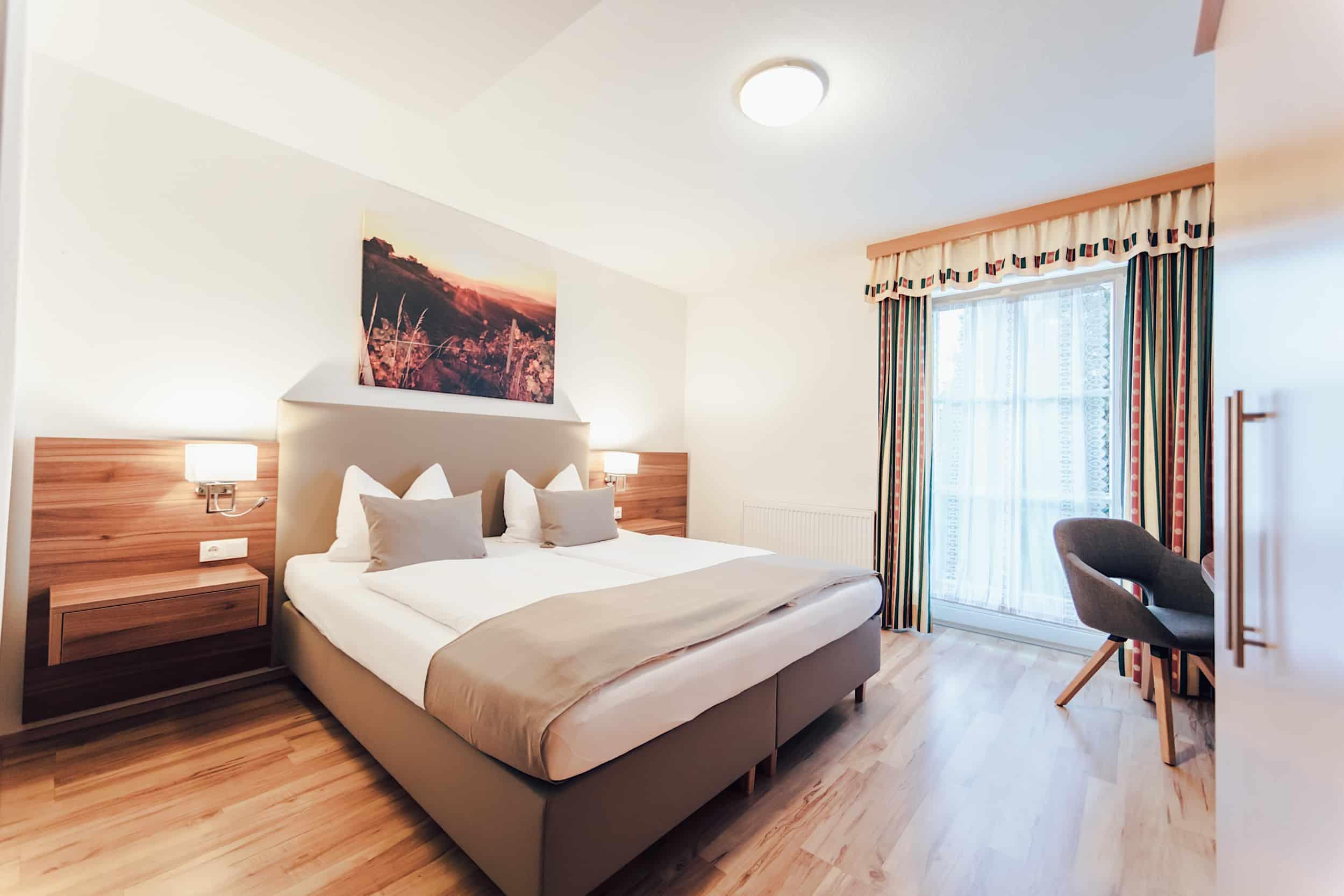 Zimmer Gästehaus Doppelzimmer (4)