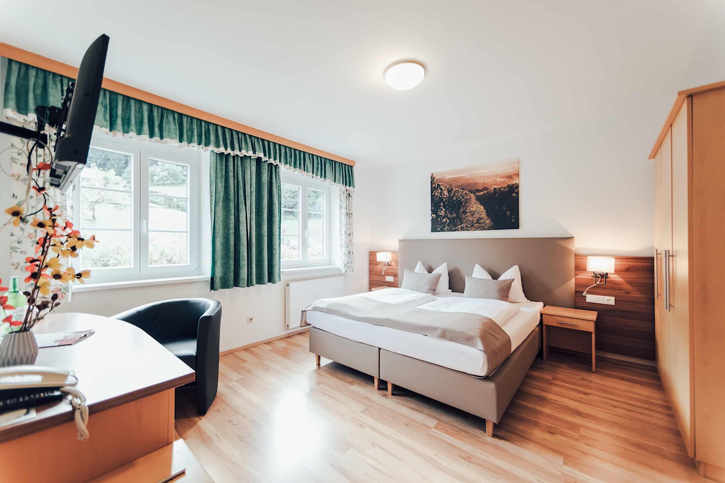 Zimmer Gästehaus Doppelzimmer
